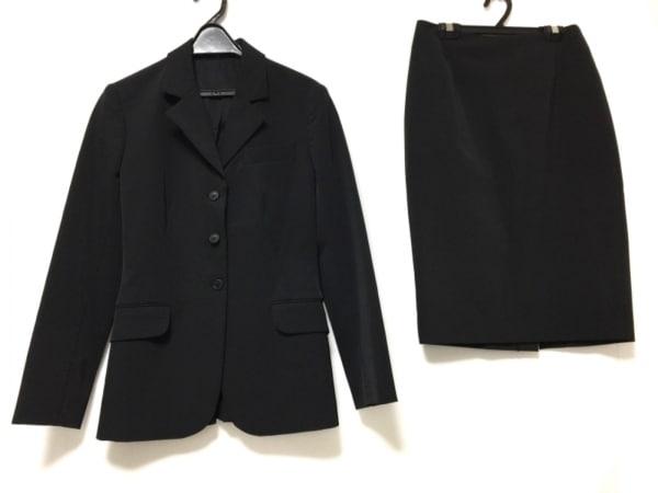 theory(セオリー) スカートスーツ サイズ2 S レディース 黒