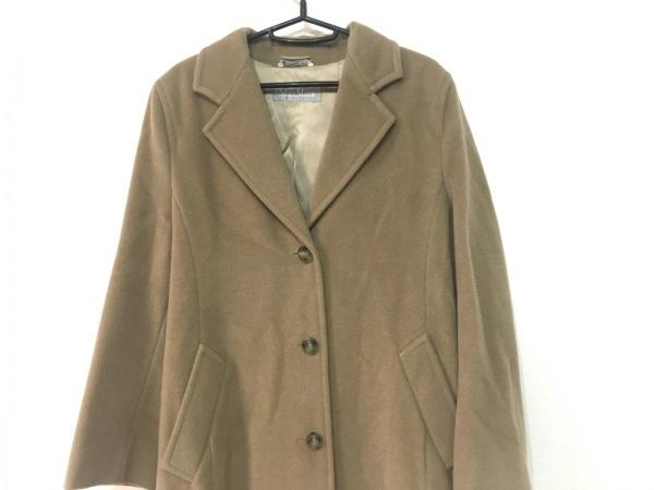 Max Mara(マックスマーラ) コート サイズ40 M レディース ブラウン 冬物