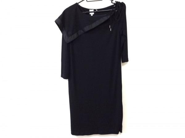 JeanPaulGAULTIER(ゴルチエ) ワンピース サイズ40 M レディース美品  黒