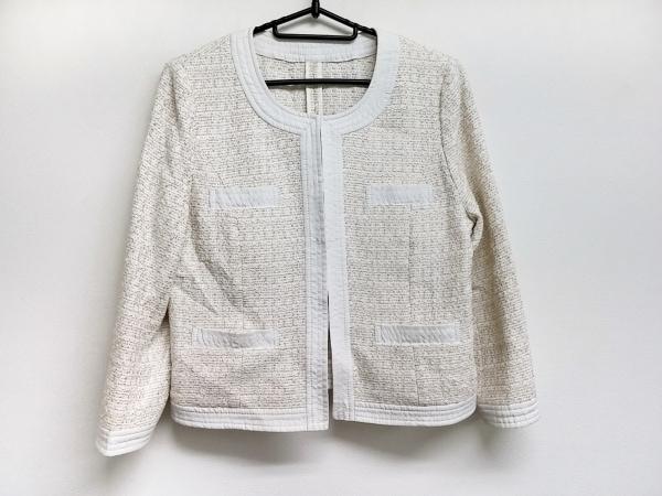 22OCTOBRE(ヴァンドゥ オクトーブル) ジャケット サイズ38 M レディース美品