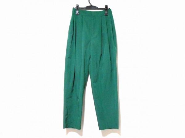 LE CIEL BLEU(ルシェルブルー) パンツ サイズ38 M レディース美品  グリーン