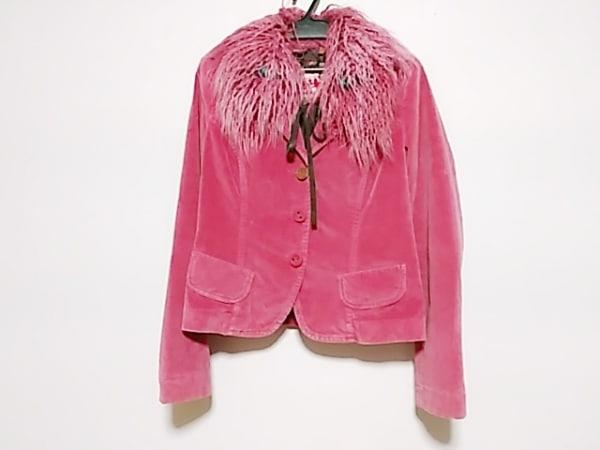 MISS SIXTY(ミスシックスティ) ジャケット レディース ピンク
