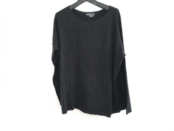 VINCE(ヴィンス) 長袖セーター サイズS メンズ美品  ダークグレー カシミヤ混