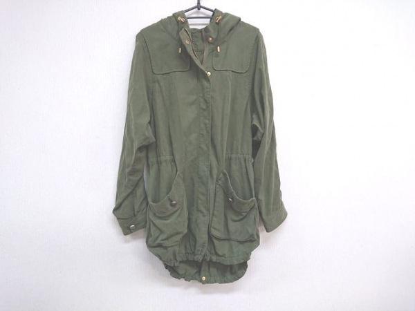 NICOLE(ニコル) コート サイズ38 M レディース カーキ 春・秋物