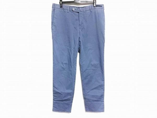 PT01(ピーティーゼロウーノ) パンツ サイズ52 メンズ ライトブルー