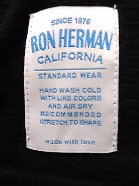 Ron Herman(ロンハーマン) タンクトップ サイズS レディース美品  ダークネイビー