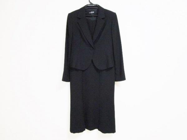 TOKYOIGIN(トウキョウイギン) ワンピーススーツ サイズ13AR M レディース 黒 肩パッド