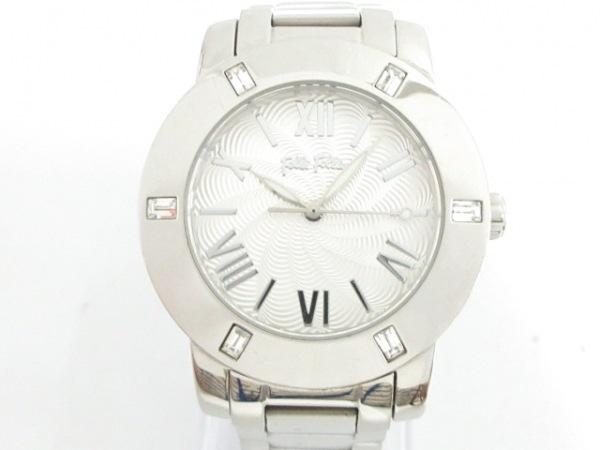 FolliFollie(フォリフォリ) 腕時計 WF1A005BP レディース シルバー