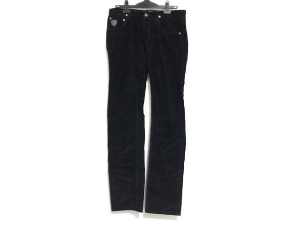 April77(エイプリルセブンティセブン) パンツ サイズ30 メンズ 黒 コーデュロイ