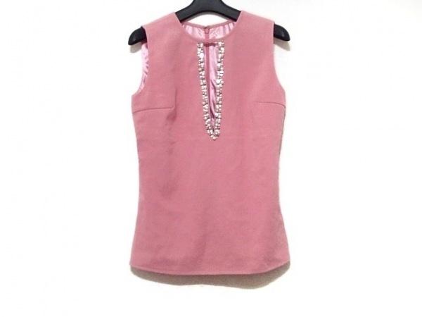 Rady(レディ) ノースリーブカットソー サイズF レディース美品  ピンク