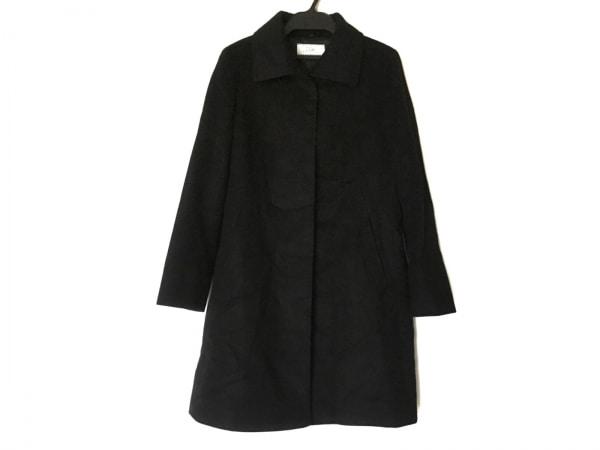 zelal(ゼラール) コート サイズ7 S レディース美品  黒 冬物