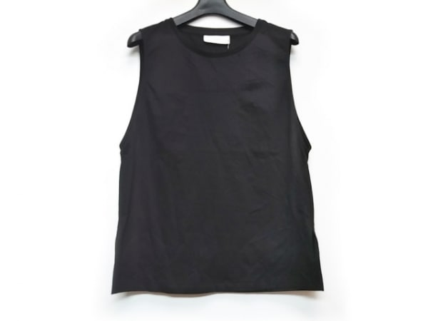 ASTRAET(アストラット) ノースリーブTシャツ レディース 黒