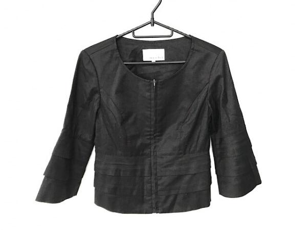 m's select(エムズセレクト) ジャケット サイズ34 S レディース美品  黒 ノーカラー