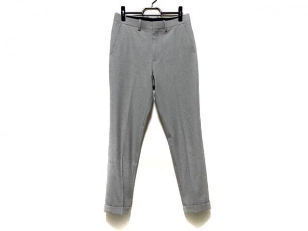 N.Hoolywood(エヌハリウッド) パンツ サイズ36 S メンズ ライトグレー