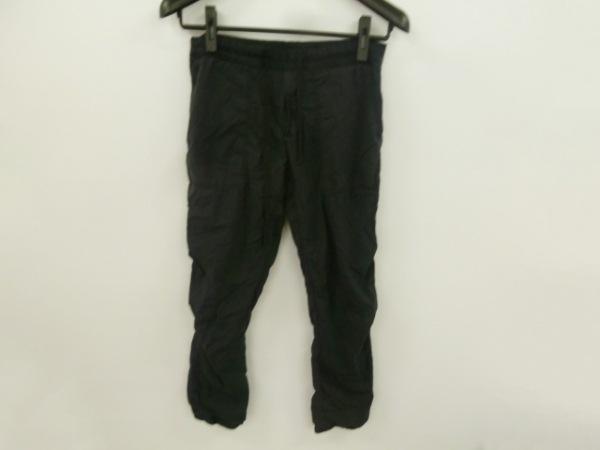 JAMES PERSE(ジェームスパース) パンツ サイズ1 S レディース 黒 ウエストゴム