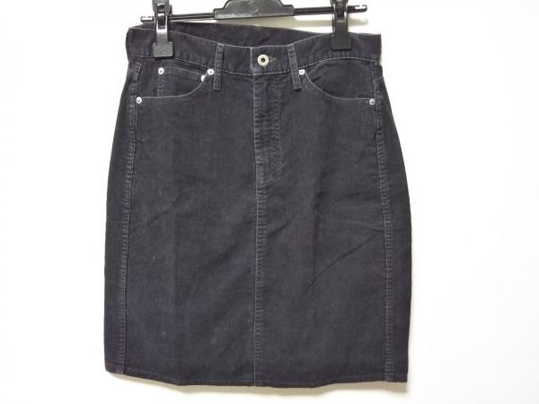 Cloth&Cross(クロス&クロス) スカート サイズ2 M レディース 黒