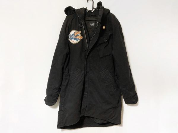 DENHAM(デンハム) コート サイズXL メンズ 黒