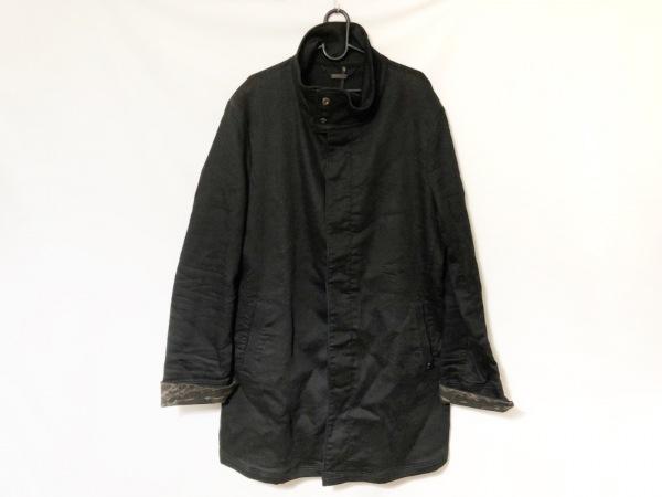 roar(ロアー) コート サイズ4 XL メンズ美品  黒