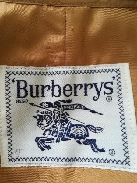 Burberry's(バーバリーズ) トレンチコート メンズ ベージュ 冬物