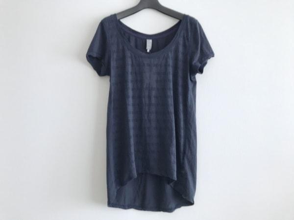 G-STAR RAW(ジースターロゥ) 半袖Tシャツ サイズS レディース ネイビー