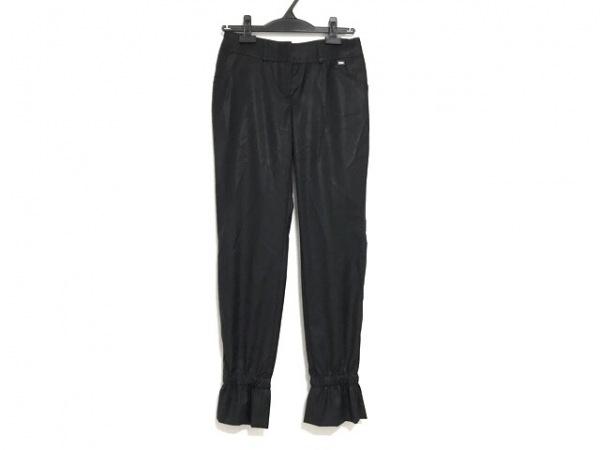 CHANEL(シャネル) パンツ サイズ34 S レディース 黒