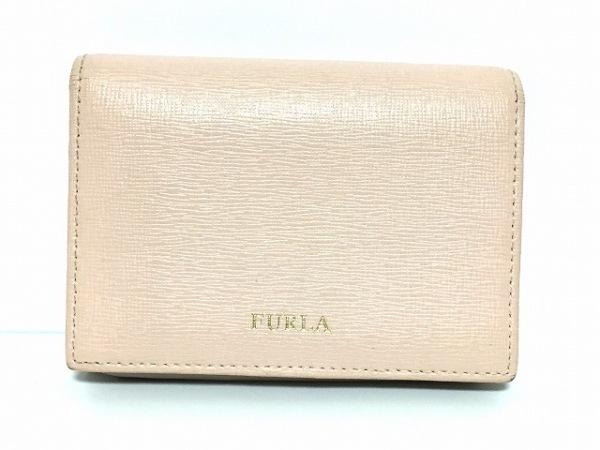 FURLA(フルラ) コインケース ベージュ レザー