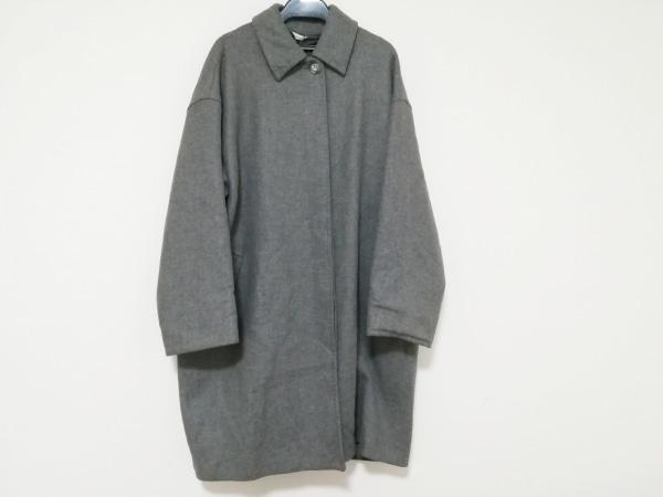 iBlues(イブルース) コート サイズ40 M レディース美品  グレー 冬物