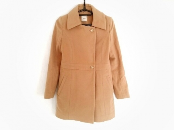 Miia(ミーア) コート サイズ1 S レディース ブラウン 冬物