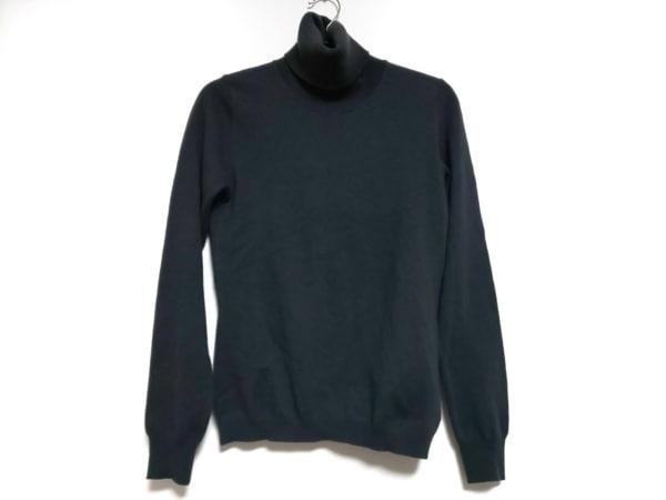ルヴェルソーノアール 長袖セーター サイズ40 M レディース ダークグレー