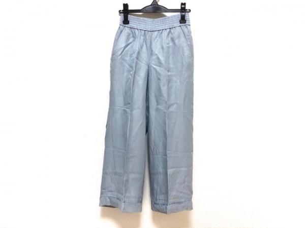 Mila Owen(ミラオーウェン) パンツ サイズ0 XS レディース ライトブルー