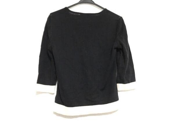 INGEBORG(インゲボルグ) 長袖セーター サイズM レディース美品  黒×ベージュ