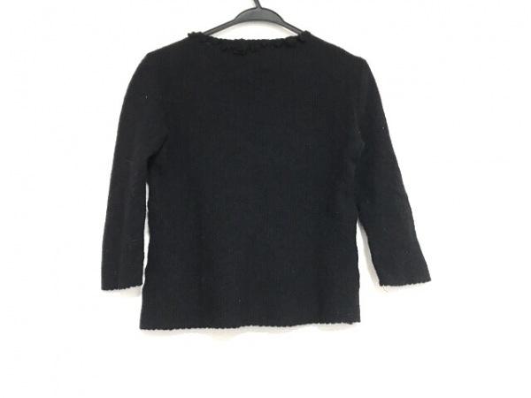 INGEBORG(インゲボルグ) 長袖セーター サイズM レディース美品  黒