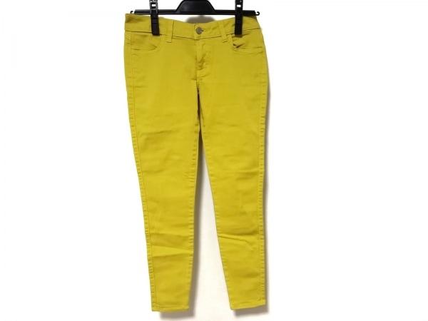 siwy(シーウィー) パンツ サイズ26 S レディース美品  ライトグリーン