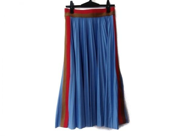 MSGM(エムエスジィエム) ロングスカート サイズ40 M レディース