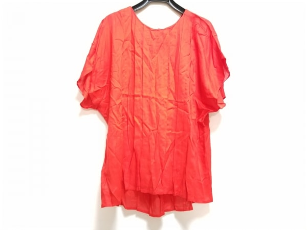 ソニアリキエル 半袖カットソー サイズ46 XL レディース美品  レッド Collection