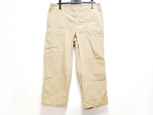 ソニアリキエル パンツ サイズ48 XL レディース美品  ベージュ Collection