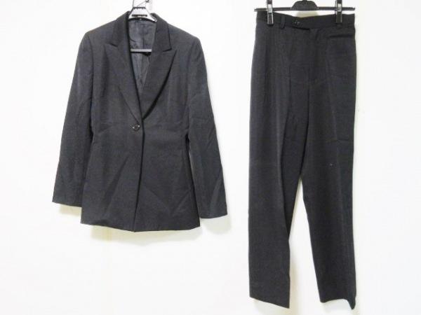 COMME CA DU MODE(コムサデモード) シングルスーツ サイズM メンズ 黒