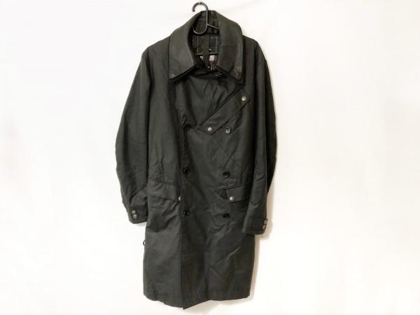 maktig(マクティグ) コート サイズ36 S メンズ 黒 Millerain/冬物