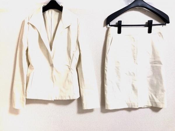 ICB(アイシービー) スカートスーツ サイズ9 M レディース アイボリー