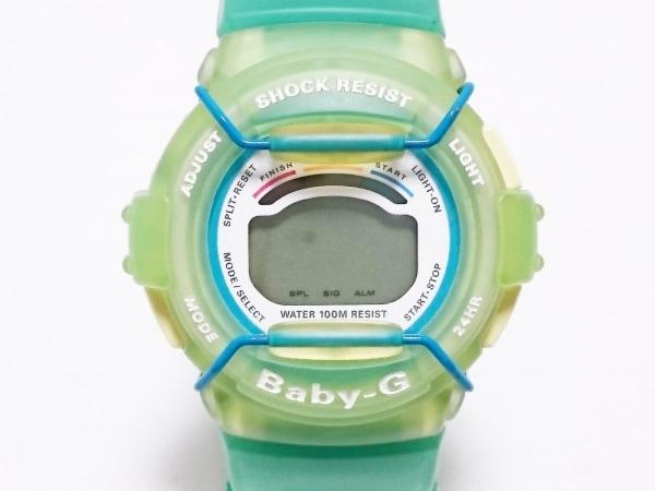 CASIO(カシオ) 腕時計 Baby-G BG-310 ボーイズ 白
