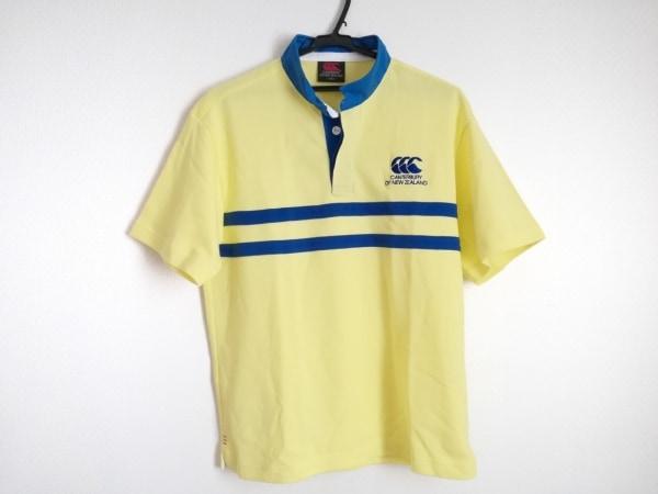カンタベリーオブニュージーランド 半袖ポロシャツ サイズM メンズ美品
