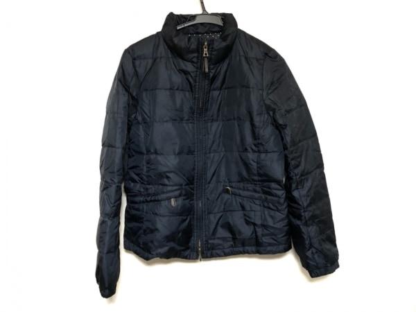 マッキントッシュフィロソフィー ダウンジャケット サイズ40 L レディース美品  黒