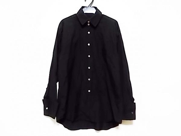 COMMEdesGARCONS(コムデギャルソン) 長袖シャツ サイズS メンズ 黒