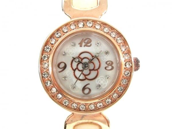 CLATHAS(クレイサス) 腕時計 - レディース アイボリー 1