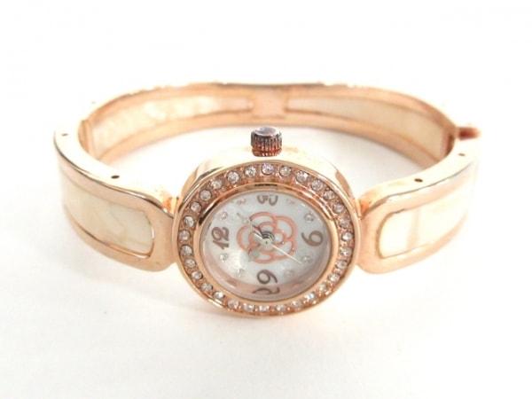 CLATHAS(クレイサス) 腕時計 - レディース アイボリー 2