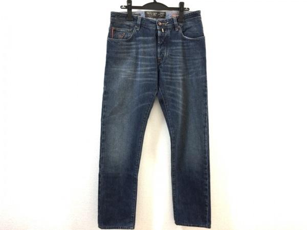 JACOB COHEN(ヤコブコーエン) ジーンズ サイズ34 S メンズ美品  ブルー