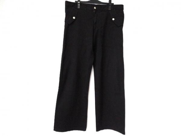 VERSACE JEANS COUTURE(ヴェルサーチジーンズ) ジーンズ サイズ38/52 メンズ 黒