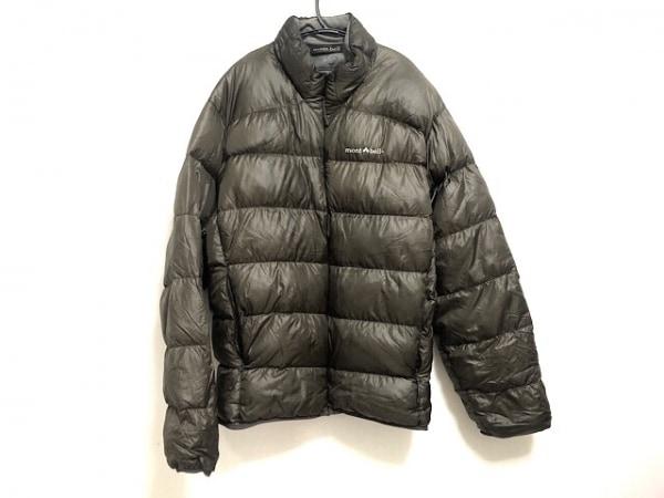 mont-bell(モンベル) ダウンジャケット サイズXL メンズ ダークブラウン 冬物