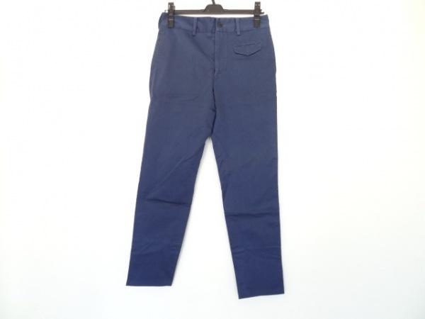 ニコ(ニコルソンアンドニコルソン) パンツ サイズ36 S レディース ネイビー