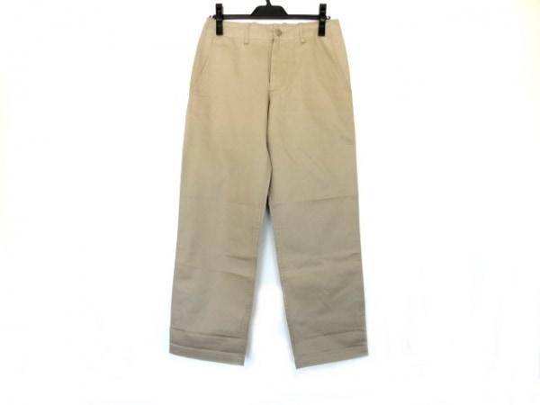 ニコ(ニコルソンアンドニコルソン) パンツ サイズ38 M レディース ベージュ